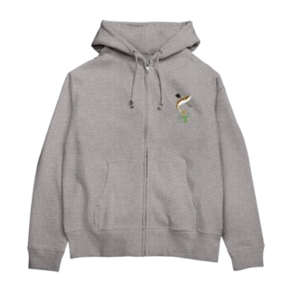 球磨川 Zip Hoodies