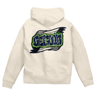 Tokai-SEAGULLS 公認 Zip Hoodies