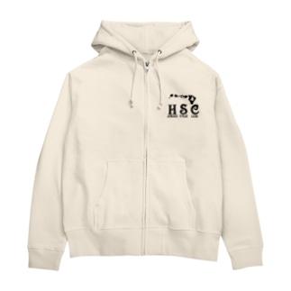 HSC LOGO Zip Hoodies