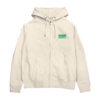 laundry Zip Hoodies