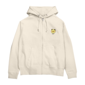 nyanPさん Zip Hoodies