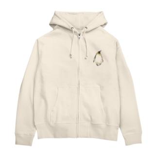 キングペンギン Zip Hoodies