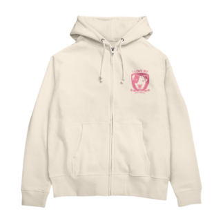 JOKERS FACTORYのPIT BULL Zip Hoodies