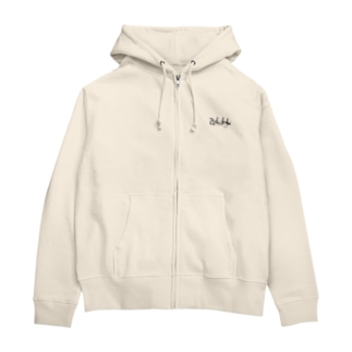 ashikubiココ Zip Hoodies