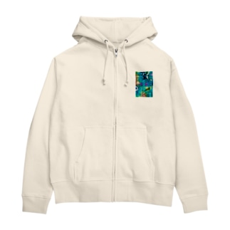 KURON Zip Hoodies