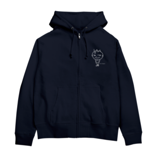 charlolのBest Regards Zip Hoodies