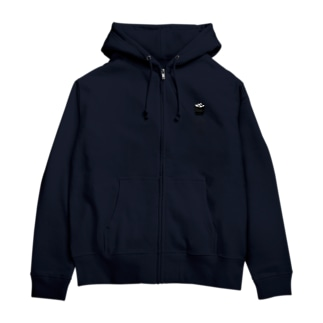 塩樽 Zip Hoodies
