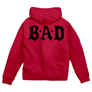 B.A.D Zip Hoodies