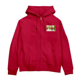 イギリス:近衛歩兵連隊 England: Grenadier Guards Zip Hoodies