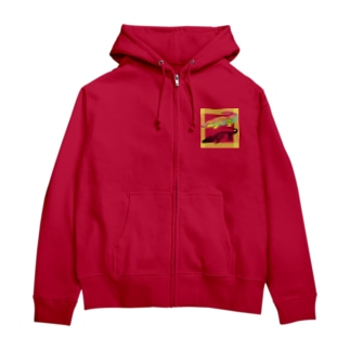 IRIEWANI Zip Hoodies