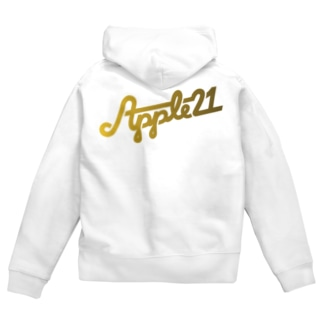 AppleGaming ジップパーカー#2 Zip Hoodies