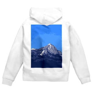 泉ヶ岳 Zip Hoodies