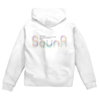 saunagra Zip Hoodies
