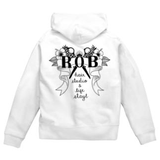 R.O.B original Zip Hoodies