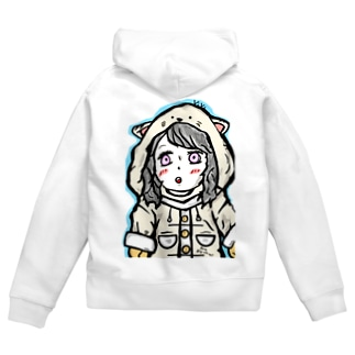 Little ViVi Zip Hoodies