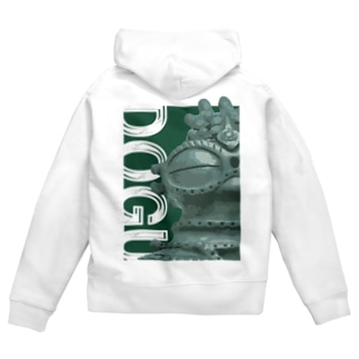 DOGU Zip Hoodies