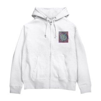 Dragon Galleryの祝い Zip Hoodies