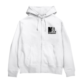 MojaMojaMovie Zip Hoodies