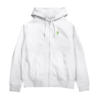 Popolow_Parka A Zip Hoodies