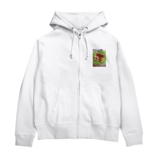 自炊 Zip Hoodies