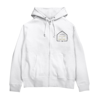 2019年冬用制服 Zip Hoodies