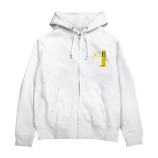 Food Court Decision Zip Hoodies