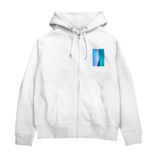 mksnのMOUNT COOK DRAW Zip Hoodies