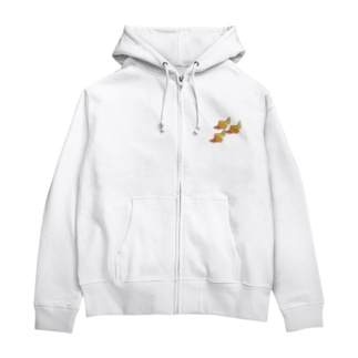 CHICK Zip Hoodies