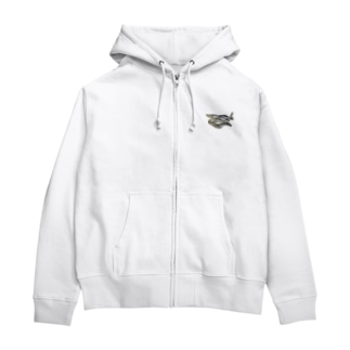 にぼし Zip Hoodies