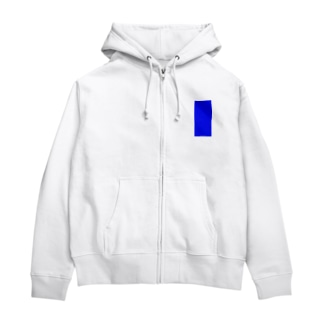 無柄 Zip Hoodies