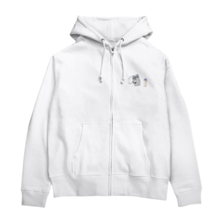 NYUGYU4 Zip Hoodies