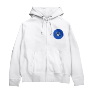 百環 Zip Hoodies