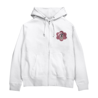 よっしぃのMinnie Zip Hoodies