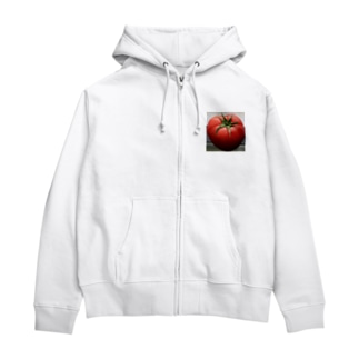 トマト Zip Hoodies