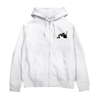 賽狐堂 ~PSYCHODO~のpayout Zip Hoodies