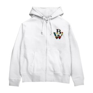 BW Five Colors TshirtsBabybib Zip Hoodies