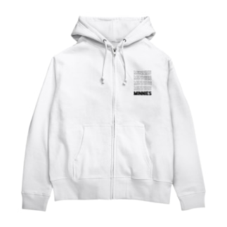 MINNIES2020 Zip Hoodies