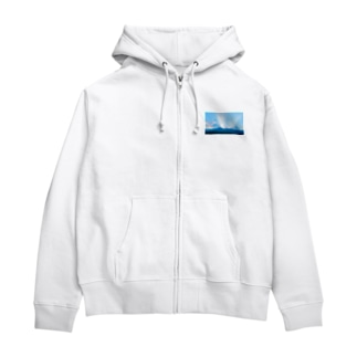 nana05の景色 Zip Hoodies