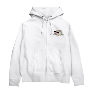 ラム吉 Zip Hoodies