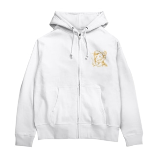 ナギサ Zip Hoodies