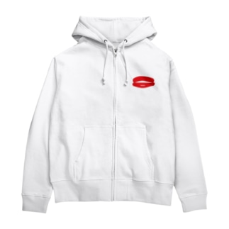 たらこ Zip Hoodies