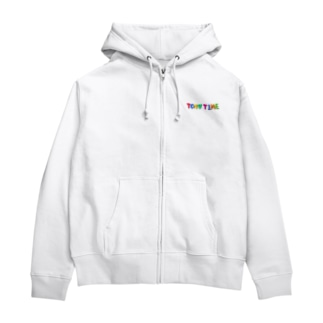 DJ TONY Zip Hoodies