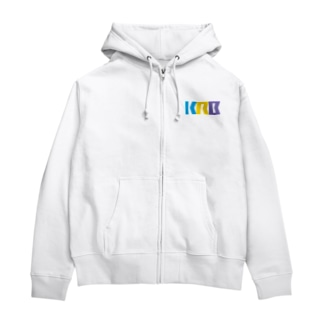 KAORIBAKO(ロゴ) Zip Hoodies