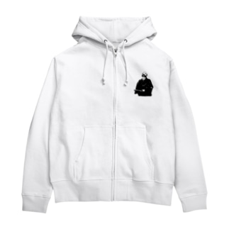 THE AIKIDO Zip Hoodies
