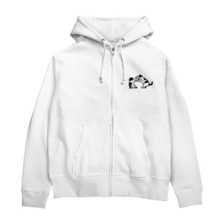 たんま Zip Hoodies