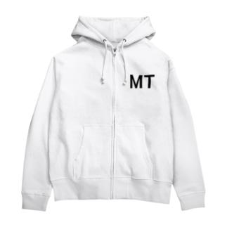 MT Zip Hoodies