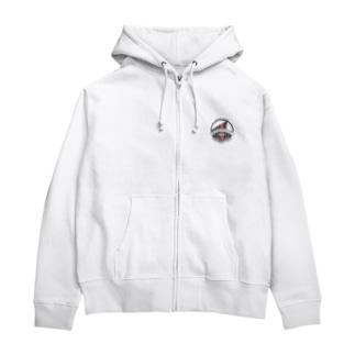 KUSHIKINO FC × MUSOU Zip Hoodies