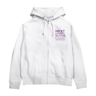 Next Level(s) WEAR Zip Hoodies