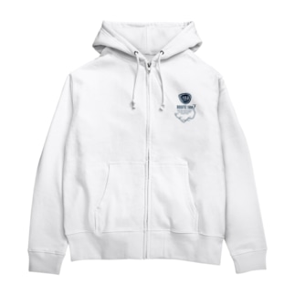 ROUTE188 Zip Hoodies