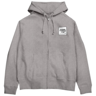 ATA SUZURIのDAIZAWA HOMEPAGE CLUB Zip Hoodies